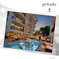 Aim to grow your money? Investing in Privada Calangute Goa for better future is the smartest decision. Fixed assured returns on your property investment. For details call 9167239292 & 7506925757