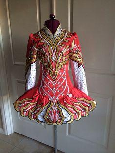 Irish Dance Solo Dress Costume by Sew Irish
