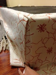 DIY, Upholstering Your Box Spring With A Modern Floral Fabric By Yy_sky  Upholstered Box Springs
