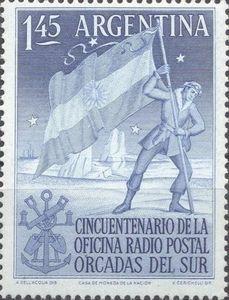 50 Years radio post Office