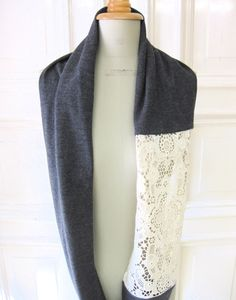 Easy to make scarf.