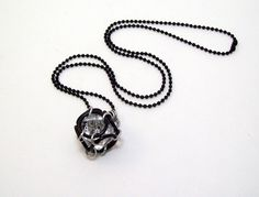 dice necklace, Dungeons and Dragons necklace, dice jewelry, pendant, D20, geeky, geek, 20 sided dice.. $12.00, via Etsy.
