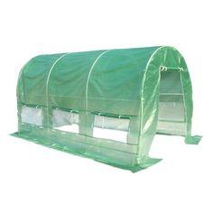 Greenhouse 15'x7'x7' Arch LARGE Green Garden Hot House NEW! by Quictent, http://www.amazon.com/dp/B004SL66HI/ref=cm_sw_r_pi_dp_3LVYqb0H8VEVW