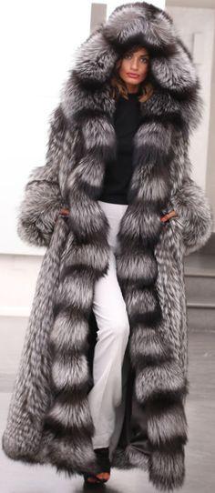 Pelliccia cappotto di pelliccia Giacca Volpe FASHION Cappotto FUR COAT FOX VOLPE RENARD ЛИСА ШУБА
