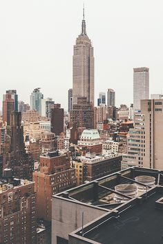 Midtown Manhattan by Joe Capanear