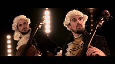 Brilliant Cello Mashup of Beethoven's 'Fifth Symphony' and Led Zeppelin's 'Whole Lotta Love'