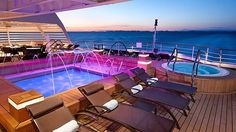 Best Cruise Ships in the World: Condé Nast Traveler's 2012 Cruise Poll : Cruises : Condé Nast Traveler