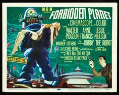 March 15 - Opened on this date in 1956: Forbidden Planet.