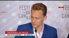 Only Lovers Left Alive Cannes Press Conference on Vimeo