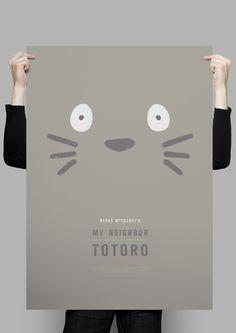 My Neighbour Totoro Sara Maes eStudio Ghibli-Hayao Miyazaki (1984-2008).