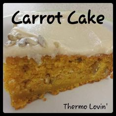 Recipe Carrot Cake by ames034 - Recipe of category Baking - sweet