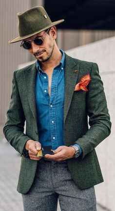 Men Suits Summer Fashion Stylish Vintage 2019 Unique Navy Aesthetic Outfit Brown Smokings - Real Time - Diet, Exercise, Fitness, Finance You for Healthy articles ideas Blazer Outfits Men, Stylish Mens Outfits, Men's Outfits, Mens Fashion Suits, Mens Suits, Men Fashion Design, Mens Fashion Blog, Fashion Ideas, Estilo Hipster