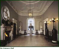 Entrance Hall: Spencer House, London - Google Search
