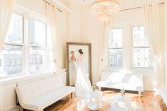 Bride. Wedding photography by Tatiana Valerie www.ArtVestaStudio.com   Location: Midtown Loft & Terrace, NYC