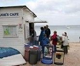 best cuppa on the beach!
