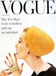 MARY JANE RUSSELL BY JOHN RAWLINGS FOR SEPTEMBER 15TH VOGUE