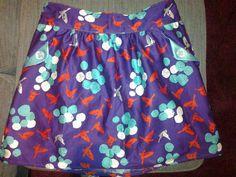 Lotta skirt Japanese style, Mijn Lotta skirt is mijn favoriete rok, zelfs al is ze ondertussen een beetje te groot na het verliezen van wat babyvet. Ik koos voor een prachtig Ko...  #contest2015 #Kokka #lottaskirt #plain&simple