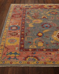 Shop Rohan Rug from Safavieh at Horchow, where you'll find new lower shipping on hundreds of home furnishings and gifts. Teal Rug, 8x10 Area Rugs, Hand Tufted Rugs, Traditional Rugs, Home Rugs, Indoor Rugs, Hand Knotted Rugs, Handmade Rugs, Neiman Marcus
