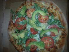 California pizza kitchen. Yum
