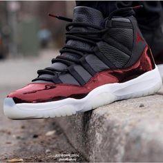 (Air jordan edited ) Comment hot or not letter by letter to win! Custom Jordans, Custom Sneakers, Custom Shoes, Jordan 11, Jordan Swag, Jordans Retro, Nike Air Jordans, Zapatillas Jordan Retro, Sneakers Fashion