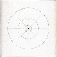 STEP BY STEP INSTRUCTIONS ON HOW TO DRAW YOUR OWN MANDALA