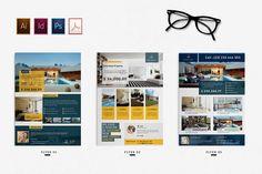 Real Estate Flyer @creativework247