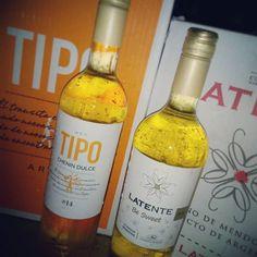 Dia de mucho calor!!! Refrescate con los mejores vinos blancos dulces. Probalos!! #Tentadores #TIPO #Latente #Dulces #Veranointenso #VinosconHistoriavinoteca