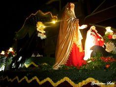 Virgen de la Soledad  Viernes Santo en Huehuetenango