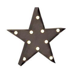 Novelty Lighting Star | Dunelm