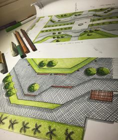 Croqui de Urbano  #Jaguarão #arquitetura #praça #croqui  Por Jéssica Zambonato Landscape Architecture, Landscape Design, Architecture Design, Presentation, Instagram Posts, Pup, Landscaping, Triangle Design, Urban Planning