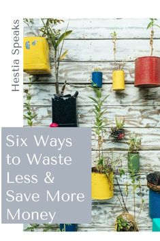 It's okay to be a scavenger! Save your money (which equals hours of your life) and prevent more trash from going into the Earth by being open to using what you can find second-hand and free or low-cost. Even better, find new ways to use what you already have and carefully curate what you bring into your home. #sustainableminimalism #zerowaste #sustainability #wastefree #lowwaste #simpleliving