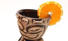 Cocktail Garnishes: Orange Slice