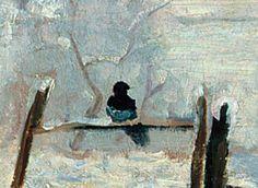 «La pie» de Claude Monet: des effets de neige impressionnistes - Tribune de Genève - l'actualité en direct: politique, sports, people, culture, économie, multimédia