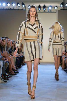 Belstaff Spring 2013 is presented during Mercedes-Benz Fashion Week