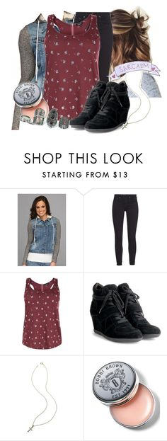 """""""Supernatural: Octavia Outfit"""" by grandmasfood ❤ liked on Polyvore featuring Lucky Brand, rag & bone, New Look, Ash, Stanley Creations and Bobbi Brown Cosmetics"""