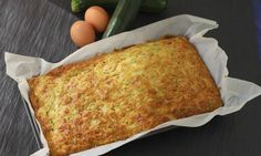 Simple, healthy and oh-so-easy, this zucchini slice recipe makes a quick dinner or healthy lunch box snack. It's also great for using up whatever's left in the fridge at the end of the week.