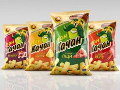30 Inspiration For Attractive Chips Packaging Designs Chips Packaging, Packaging Snack, Biscuits Packaging, Juice Packaging, Patatas Chips, Label Design, Package Design, Graphic Design, Corn Snacks