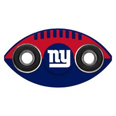 New York Giants N... http://www.757sc.com/products/new-york-giants-nfl-team-football-fidget-distracto-spinner-preorder?utm_campaign=social_autopilot&utm_source=pin&utm_medium=pin #nfl #mlb #nba #nhl #ncaaa #757sc