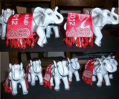 A elephant never forgets!