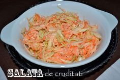 salata1 Japchae, Ethnic Recipes, Food, Dukan Diet, Salads, Eten, Meals, Diet