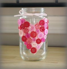 Save That Jar! {Glass Jar Craft Ideas} - Entirely Smitten