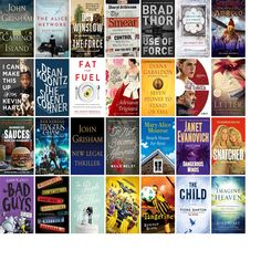 """Wednesday, July 5, 2017: The Charlotte Mecklenburg Library has 46 new bestsellers, nine new videos, 32 new audiobooks, 90 new children's books, and 512 other new books.   The new titles this week include """"Camino Island: A Novel,"""" """"The Alice Network: A Novel,"""" and """"The Force: A Novel."""""""