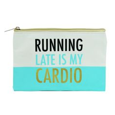 Chic Pouch - Running late/Cardio