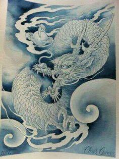 chris garver tiger painting - Google Search