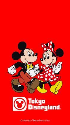 Mickey Minnie Mouse, Disney Mickey, Disney Art, Disney Pixar, Walt Disney, Disney Characters, Vintage Disney Posters, Retro Disney, Tokyo Disney Resort