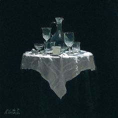 El Bodegón | RAFAEL CATALA Painting Still Life, Paintings I Love, Sketch Painting, Figure Painting, Watercolor Paintings, Foto Still Life, Still Life Artists, Classical Realism, Hyper Realistic Paintings