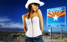 Free screensaver sexy cowgirl image, 281 kB - Maxwell Young