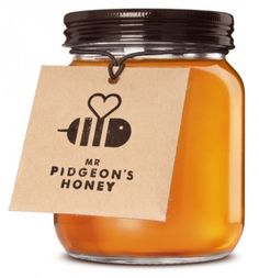 Mr Pidgeon's Honey