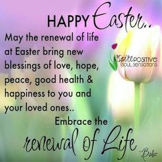 Here is amazing collection of 50 inspirational Easter Quotes to share joy and happiness. easter quotes, funny easter quotes and cute easter quotes. wishes messages 50 Inspirational Easter Quotes To Share Happiness Happy Easter Sunday, Happy Easter Greetings, Easter Greeting Cards, Easter Dinner, Easter Messages, Easter Wishes, Happy Easter Quotes Jesus Christ, Jesus Easter, Happy Quotes