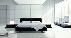 Modern Beds Domino